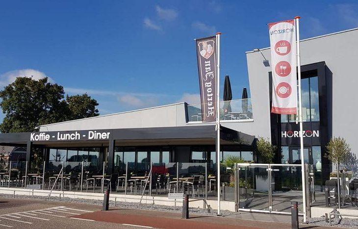Open Coffee in Restaurant Horizon Cuijk op 3 augustus 2021