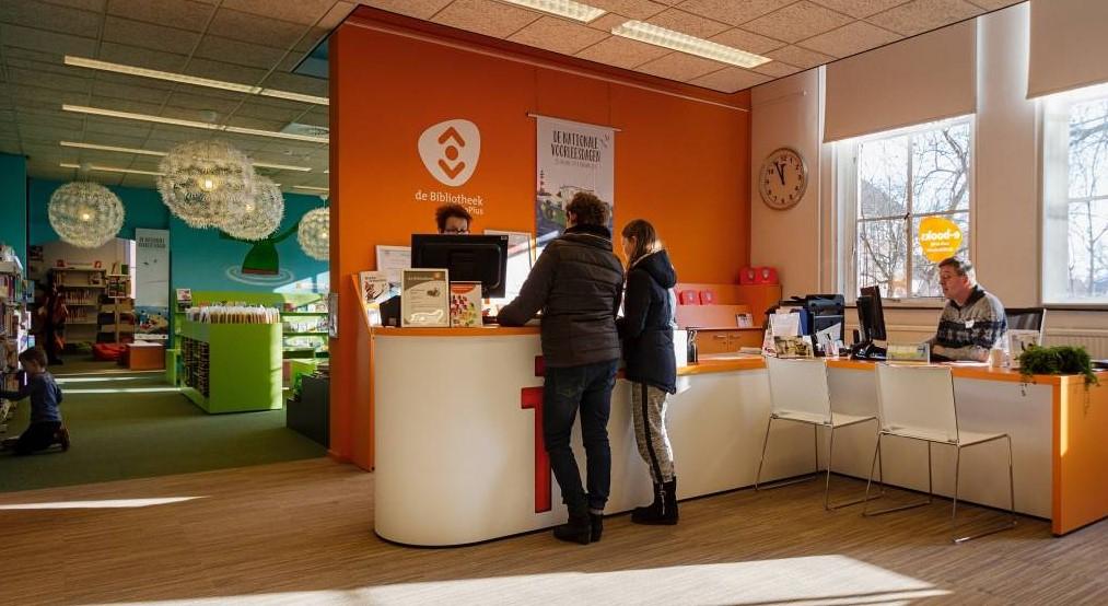 Welkom in de bibliotheek